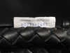 Bottega Veneta Black Limited Edition Medium Cabat
