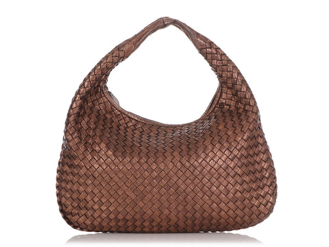 Bottega Veneta Small Copper Venta Hobo