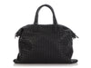 Bottega Veneta Medium Black Convertible Tote