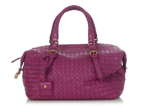 Bottega Veneta Grape Montaigne Tote