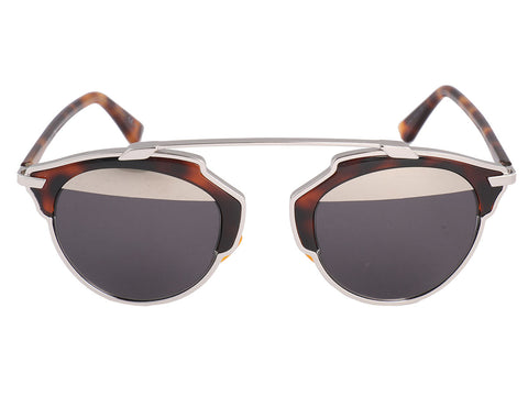 Dior So Real Mirrored Sunglasses