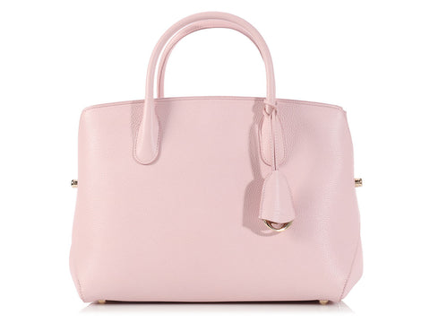 Dior Light Pink Bar Tote