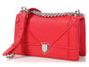 Christian Dior Small Rouge Diorama Crossbody