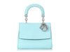 Dior Mini Blue Be Dior Flat Bag