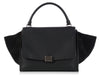 Céline Medium Black Trapeze Bag