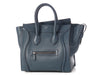 Céline Blue Mini Luggage