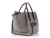 Céline Medium Gray Canvas Phantom