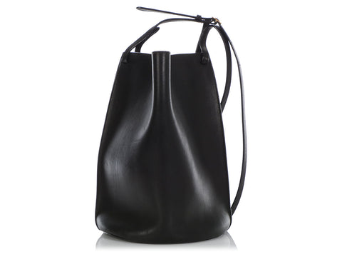 Céline Medium Black Phoebe Philo Pinched Bag