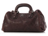 Chanel Brown Outdoor Ligne Satchel