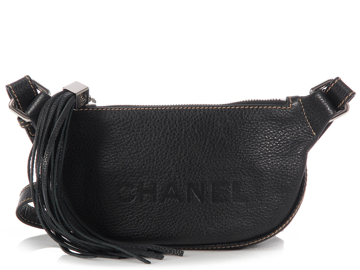 Chanel Small Black Crossbody