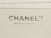 Chanel Crinkled Beige Patent Leather Classic