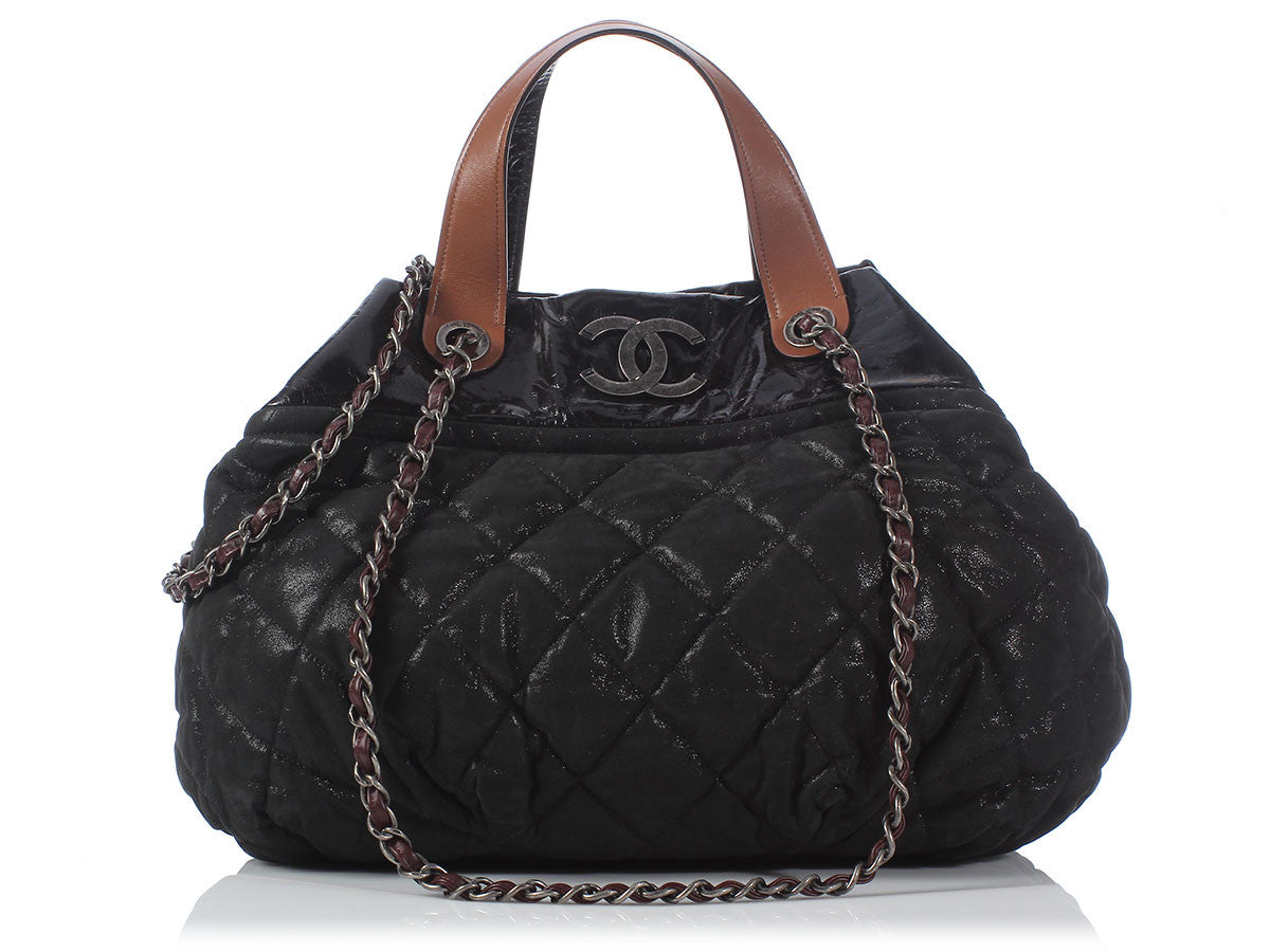 Chanel Large Tricolor In the Mix Tote