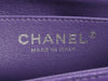 Chanel Purple Mini Classic