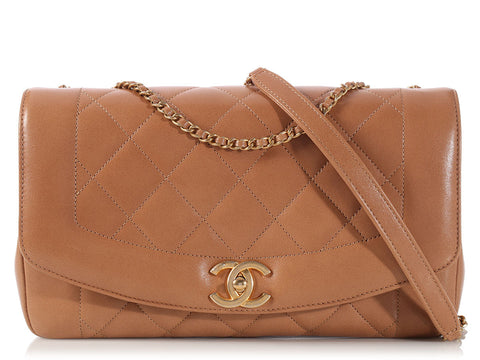 Chanel Butterscotch Flap