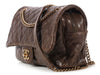 Chanel Large Brown Paris-Bombay Shiva Flap