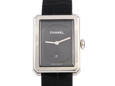 Chanel Medium Boy-Friend Watch