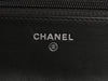 Chanel Black Reissue Wallet on a Chain
