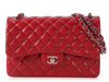 Chanel Jumbo Lipstick Red Classic Double Flap