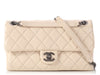 Chanel Light Beige Flap