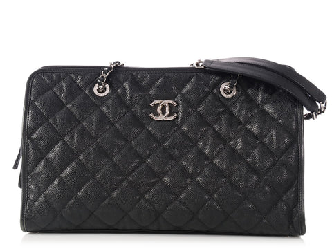 Chanel Large Black Tote