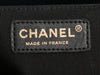 Chanel Old Medium Black Lambskin Boy Bag