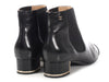 Chanel Black Short Boots