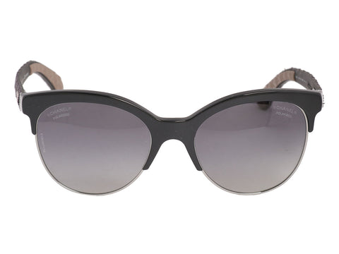 Chanel Polarized Cat Eye Sunglasses