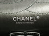 Chanel Metallic Green Distressed Quilted Calfskin Reissue 227