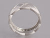 Chanel 18K White Gold Coco Crush Band Ring