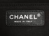 Chanel Black Quilted Lambskin CC Curvy Messenger Bag