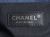 Chanel Small Two-Tone Denim Boy Bag
