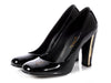 Chanel Black Patent Pumps
