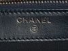 Chanel Quilted Denim Charms Wallet on a Chain