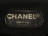 Chanel Vintage Black Quilted Lambskin Shoulder Bag