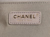 Chanel Old Medium Gray Quilted Caviar Boy Bag