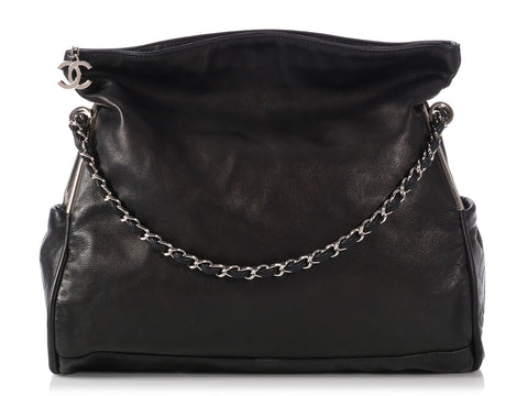 Chanel Large Black Ultimate Soft Bag