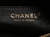 Chanel Small Black Quilted Caviar Crossbody Camera Case