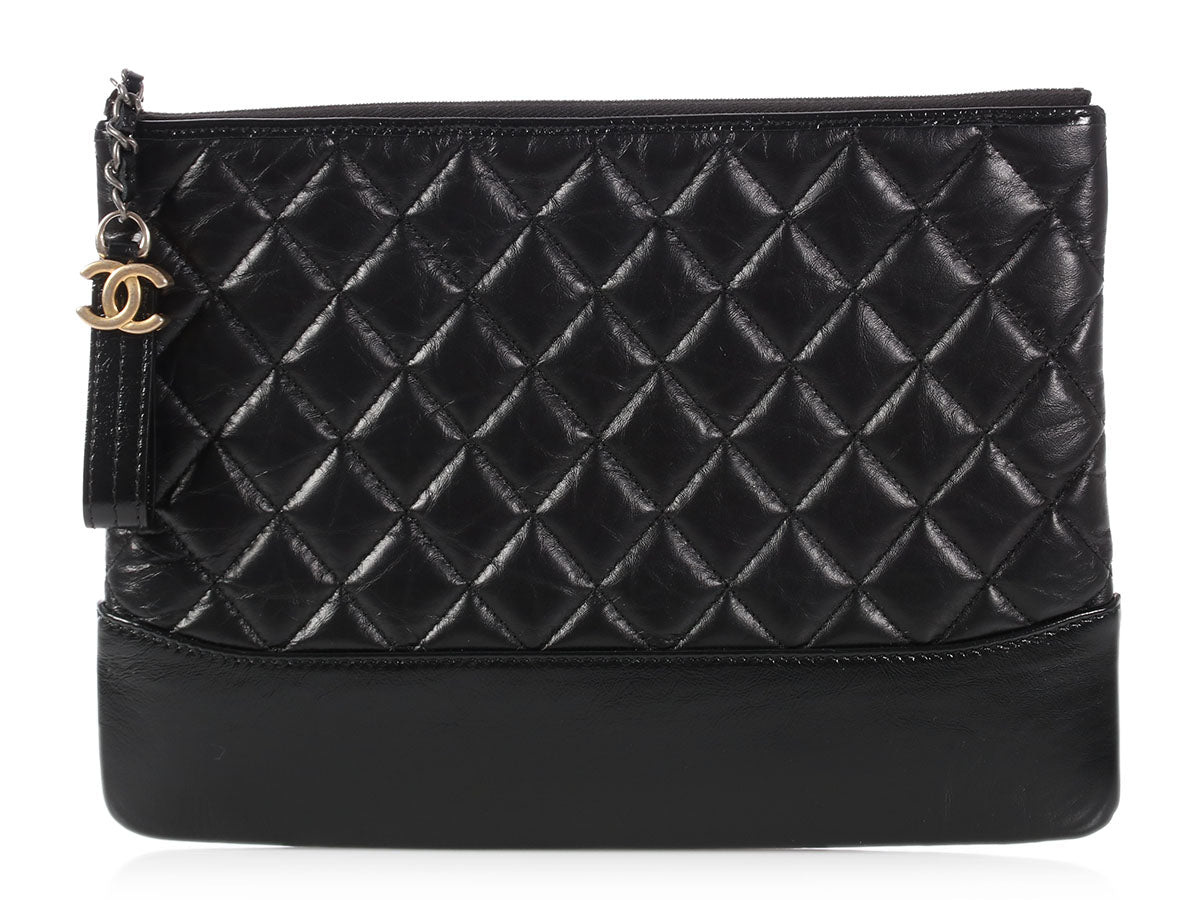 Chanel Black Gabrielle O Case