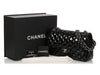 Chanel Jumbo Black Patent Classic Double Flap