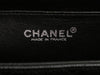 Chanel Jumbo Vintage Black Quilted Caviar Classic Single Flap