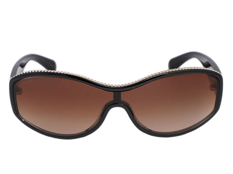 Chanel Chain Shield Sunglasses