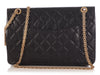 Chanel Black Quilted Aged Calfskin Reissue 226