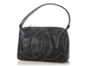 Chanel Black Caviar Hobo