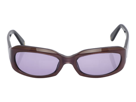 Chanel Very Purple Sunnies