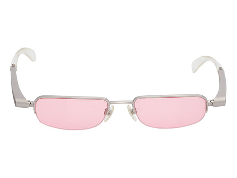 Chanel Small Rose Sunglasses