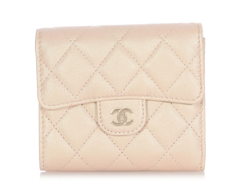 Chanel Classic Compact Flap Wallet