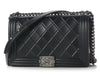 Chanel Black Medium Salzburg Boy Bag