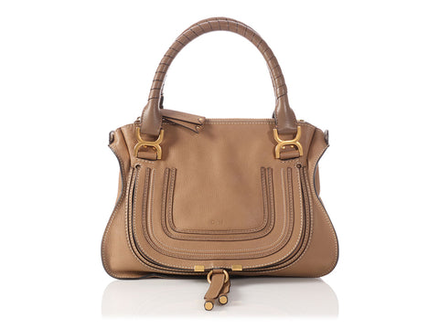 Chloé Medium Nut Marcie