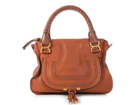 Chloé Medium Tan Marcie