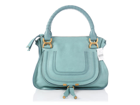 Chloé Medium Fresh Mint Marcie